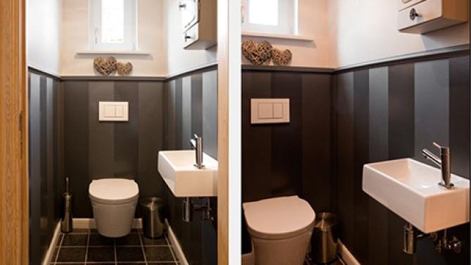La salle d\'eau de Liliane - Chantal Couture